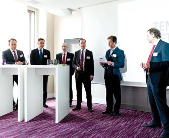 Die Stadtsparkasse München nutzt Multi-Asset-Konzepte mehrerer Anbieter, erläuterte Stephan Mayer. Diese Managerdiversifikation soll dem Portfolio zusätzliche Stabilität verleihen. (Bild: Andreas Schwarz)