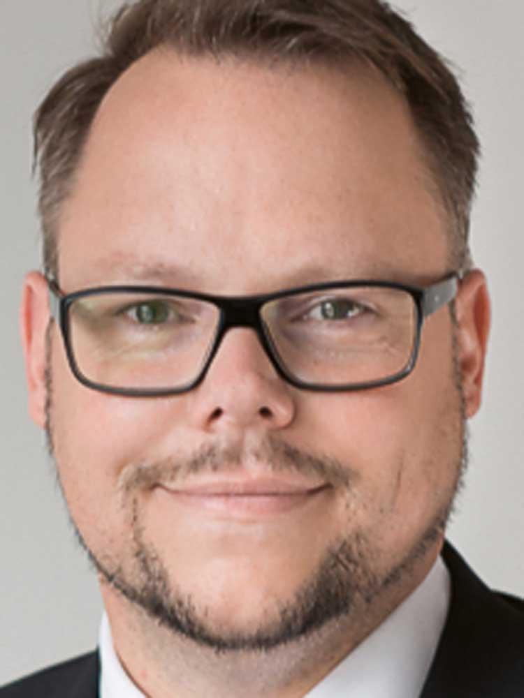 Joachim Fröhlich, Generalbevollmächtigter, Evangelische Bank