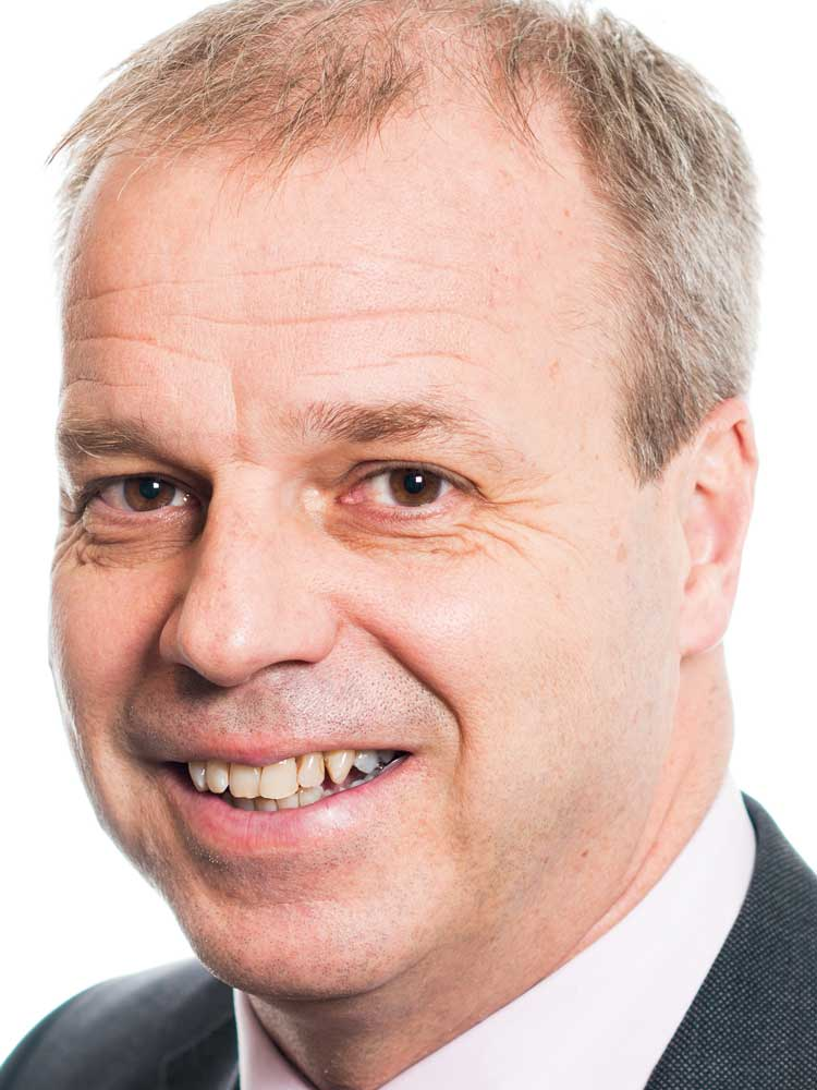 Dominic Helmsley, Head of Economic Infrastructure, Aberdeen Standard Investments