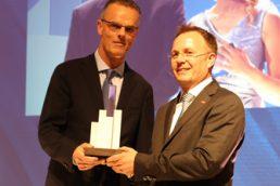Lars Detlefs (links) und Dr. Dr. Gerhard Ebinger (Bild: Tom Kohler)