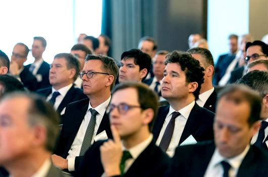 Die Jahreskonferenz von portfolio institutionell: Auch 2019 ist wieder mit vielen spannenden Themen zu rechnen – nicht nur mit Infrastruktur. (© Andreas Schwarz)
