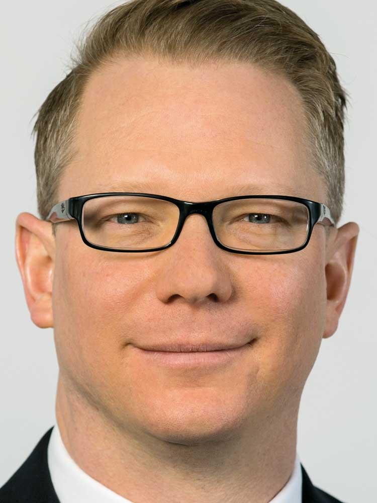 Dr. Steffen Gehring, Geschäftsführer, Südwestmetall e.V.
