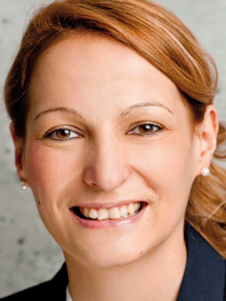 Maria Leitzbach, Leitung Portfoliomanagement, Urlaubs- und Lohnausgleichskasse der Bauwirtschaft/Zusatzversorgungskasse des Baugewerbes AG