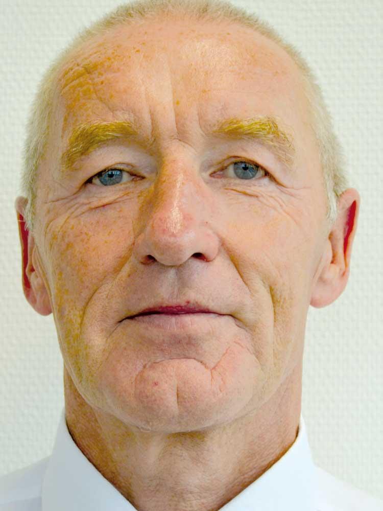 Hans Rübel, Leiter Konzerntreasury, Robert Bosch GmbH sowie Mitglied des Vorstands, Bosch Pensionsfonds AG