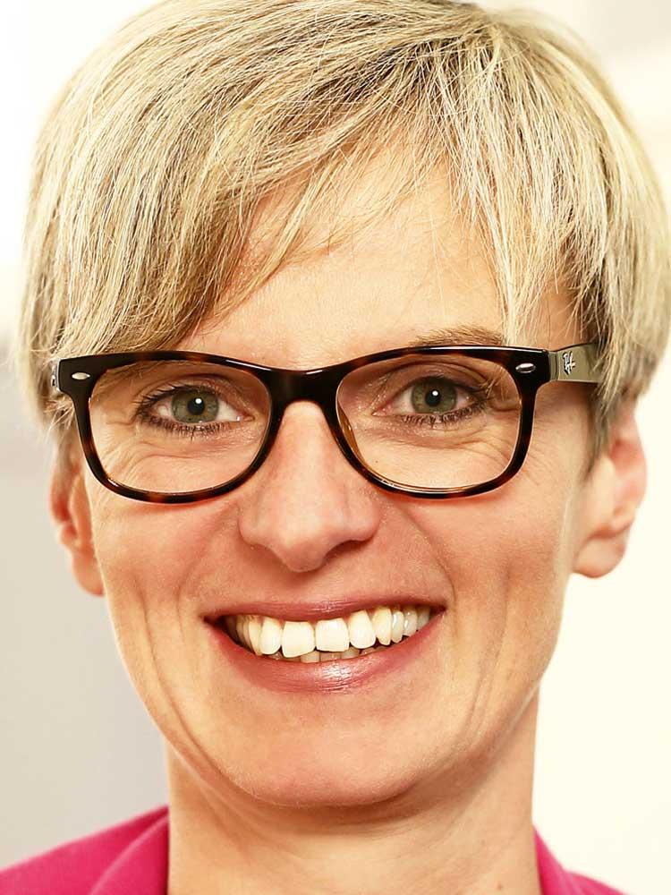Silke Stremlau, Vorstand, Hannoversche Kassen