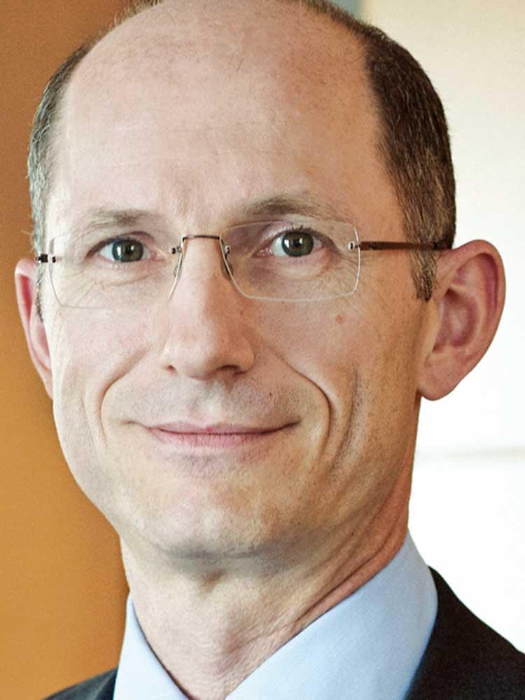 Franz Weis, Geschäftsführer, Comgest Deutschland GmbH