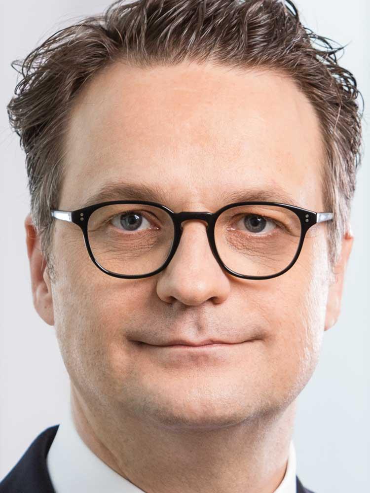 Mark Wolter, Geschäftsführer, WestInvest Gesellschaft für Investmentfonds mbH