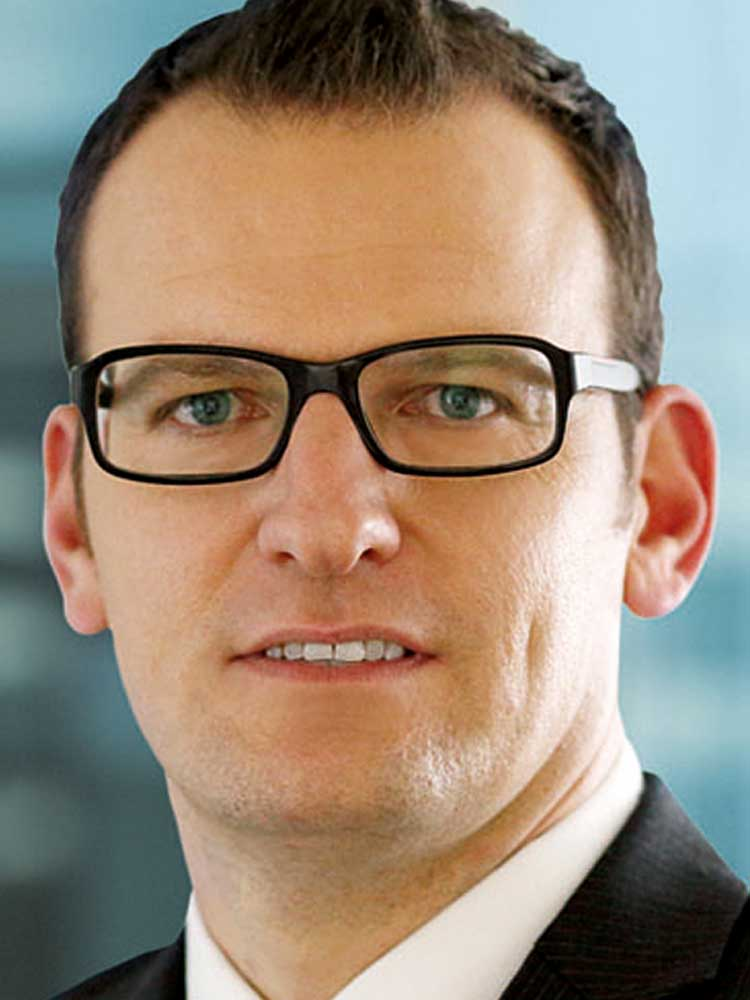 Christian Bimüller, Director Digital Wealth & Retail Sales, BlackRock