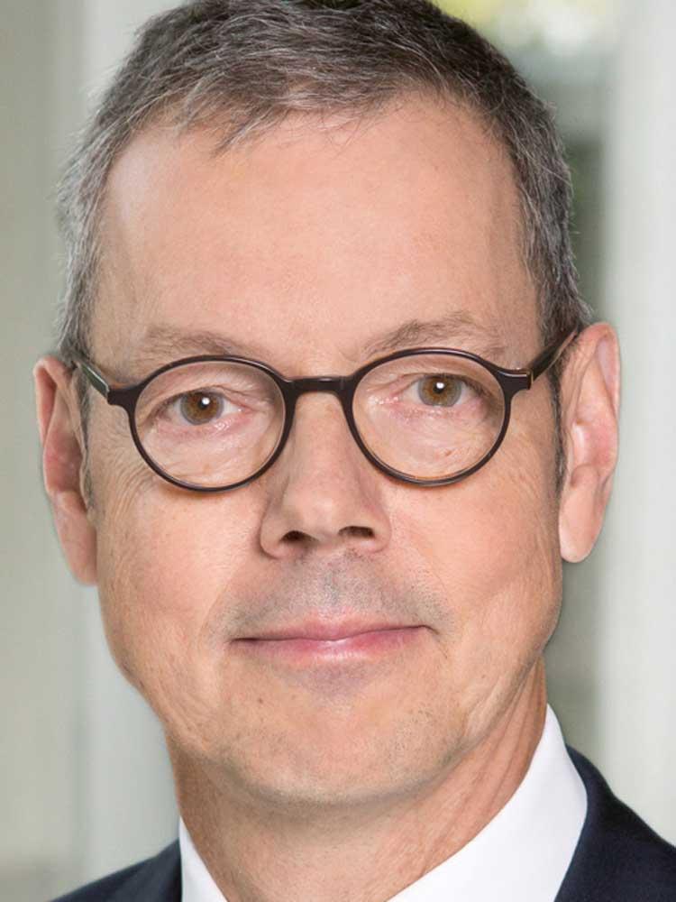 """Prof. Dr. Peter Bofinger, Mitglied im Sachverständigenrat zur Begutachtung der gesamtwirtschaftlichen Entwicklung (""""Wirtschaftsweise"""")"""