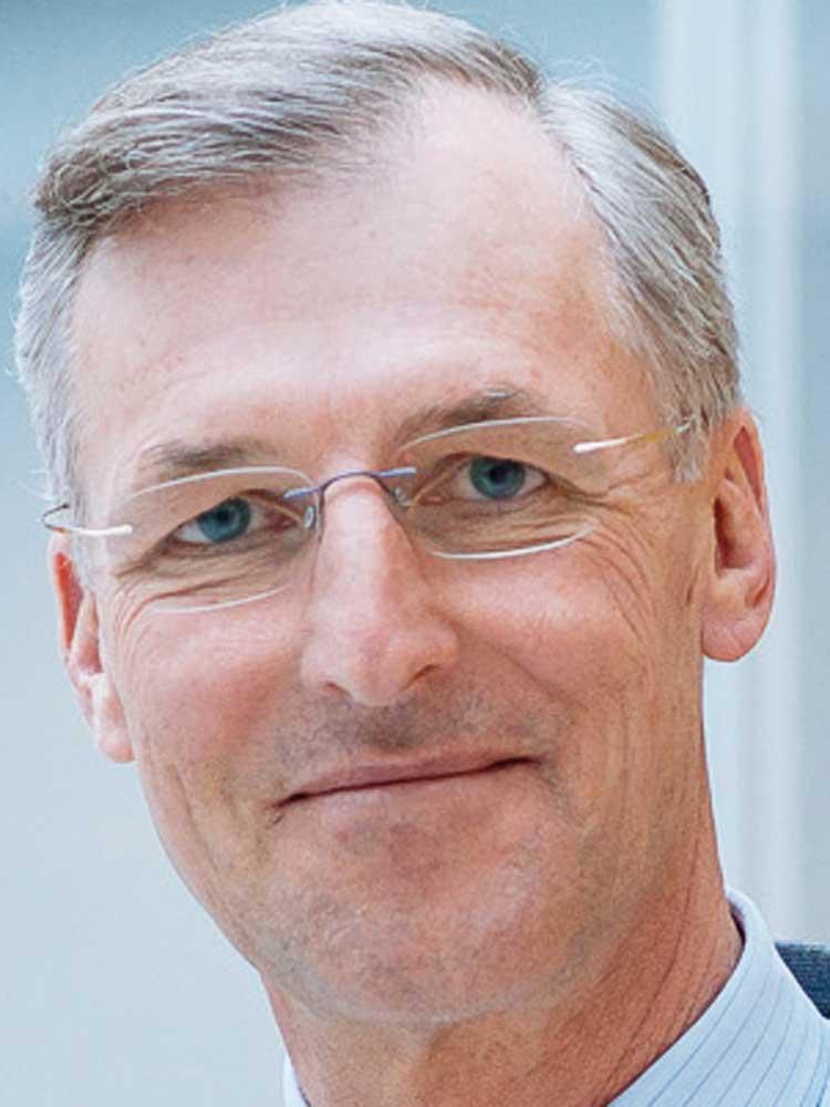 Daniel Just, Vorsitzender des Vorstands, Bayerische Versorgungskammer