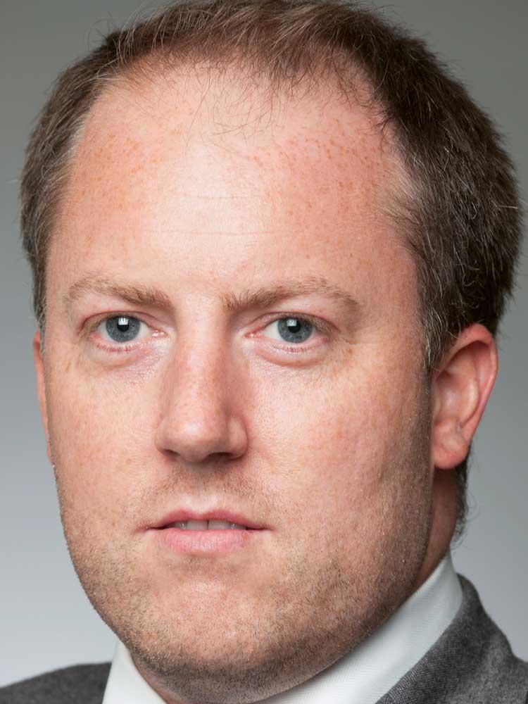 David Wickham, Global Head of Distribution für Quantitative Investment-Strategien, Aberdeen Standard Investments