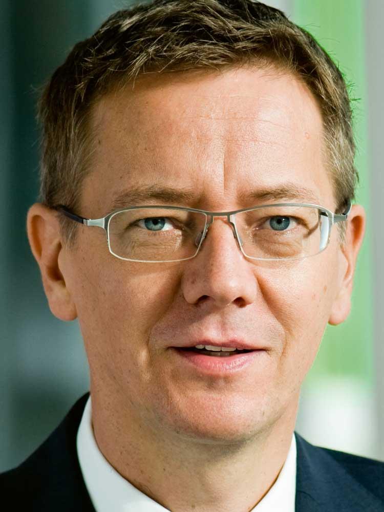 Dr. Eckehard Schulz, Bereichsleiter Immobilienfinanzierung, ERGO Group AG