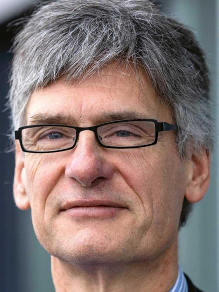 Dr. Wolfram Gerdes, Mitglied des Vorstands, KZVK Dortmund