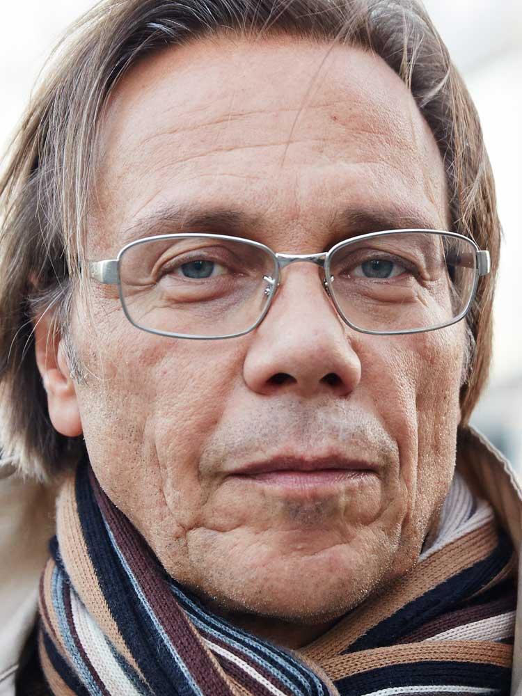 Prof. Dr. Harald Welzer, Sozialpsychologe und Direktor Stiftung Futur Zwei