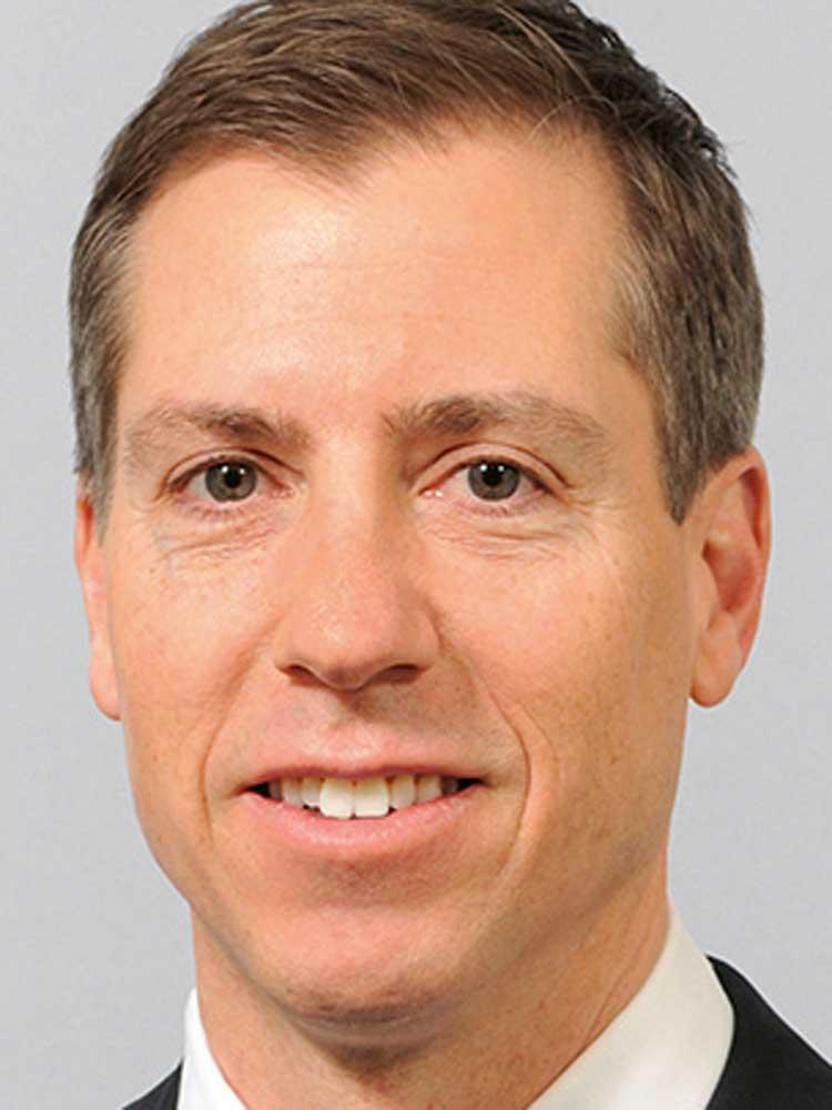 Frank Heiss, Executive Director Infrastruktur Investments, Swiss Life AM