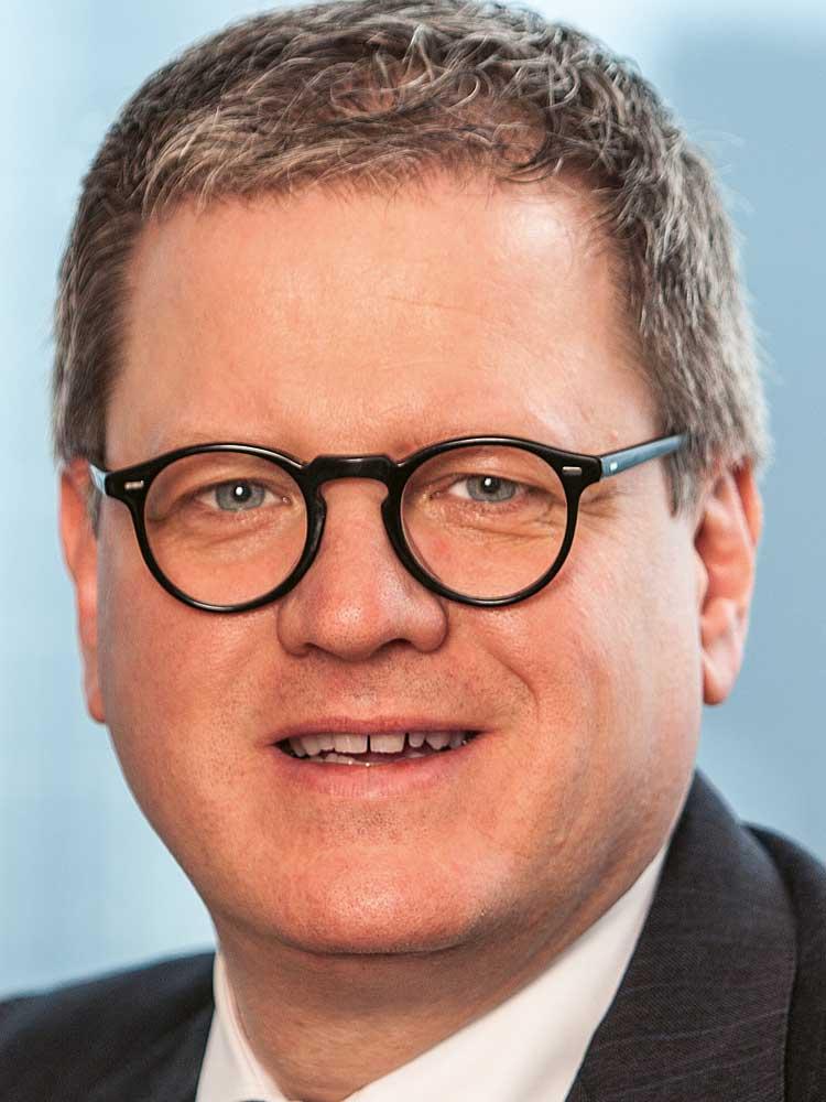 Christoph Hock, Head Multi-Asset Trading, Union Investment