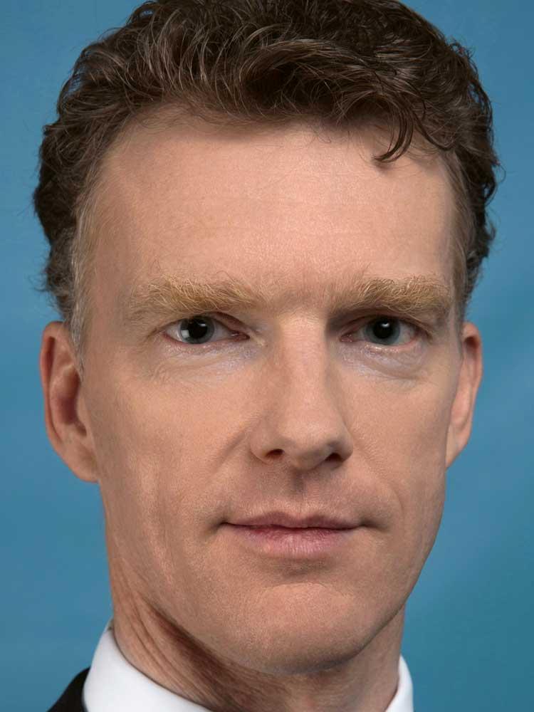 Gottfried Hörich, Mitglied der Geschäftsführung, Amundi Deutschland