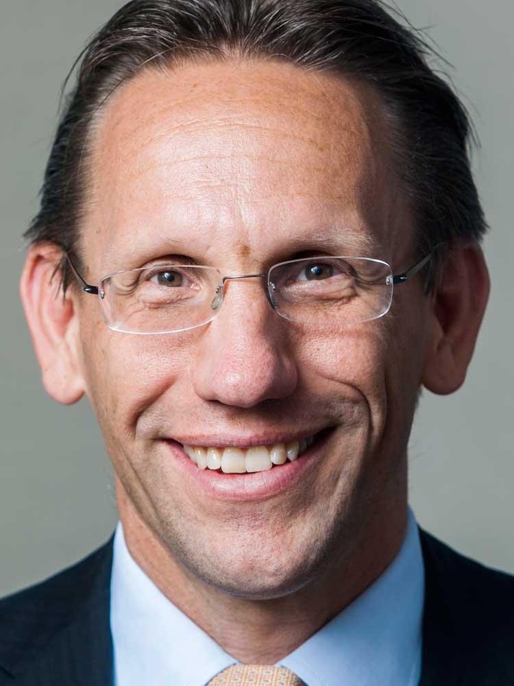 Dr. Jörg Jukies, Staatssekretär für Finanzen