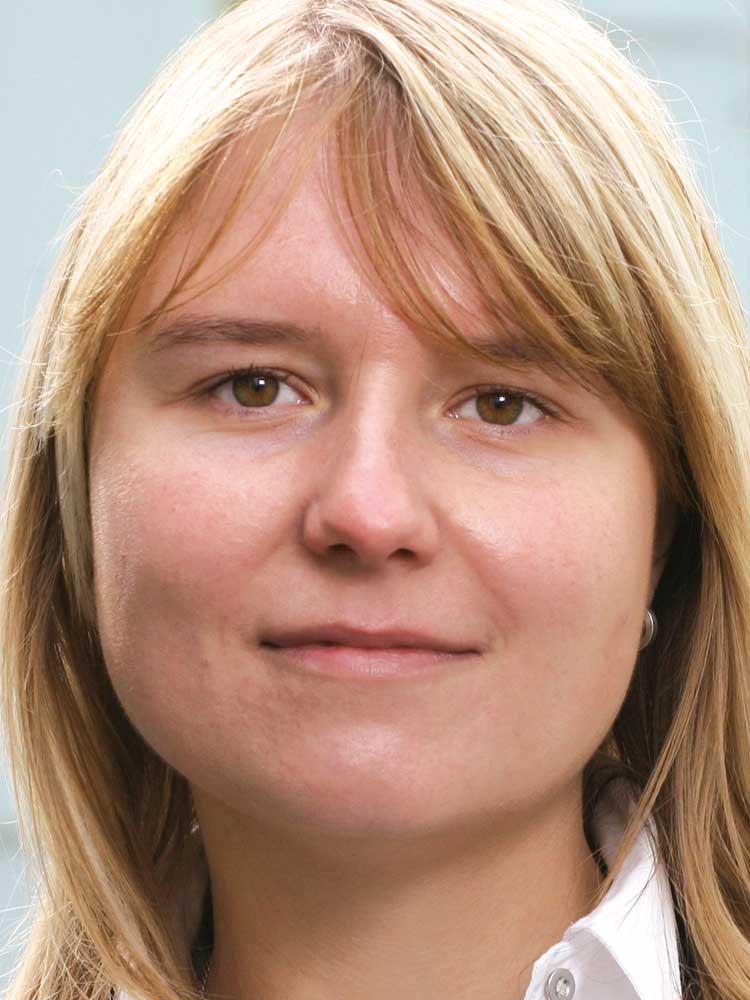 Kerstin Bendix, stv. Chefredakteurin, portfolio institutionell