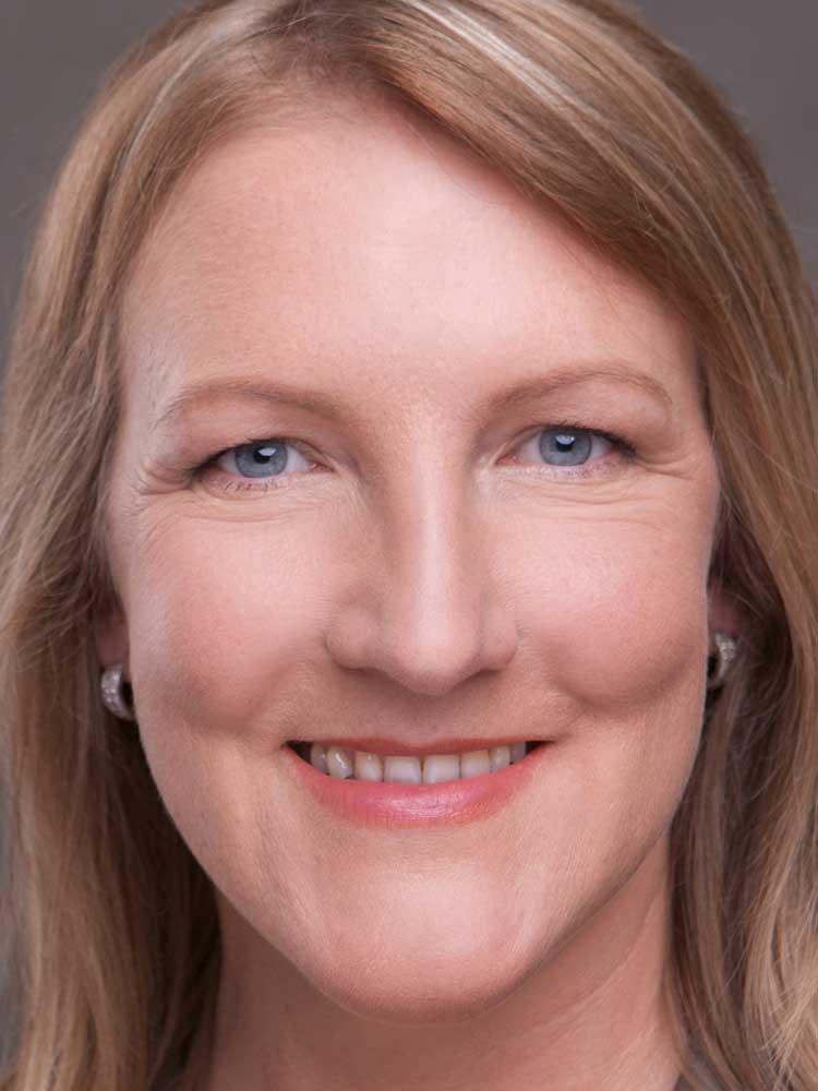 """Ann-Grit Lehmann, Referentin für Finanzen, Stiftung """"Erinnerung, Verantwortung und Zukunft"""""""