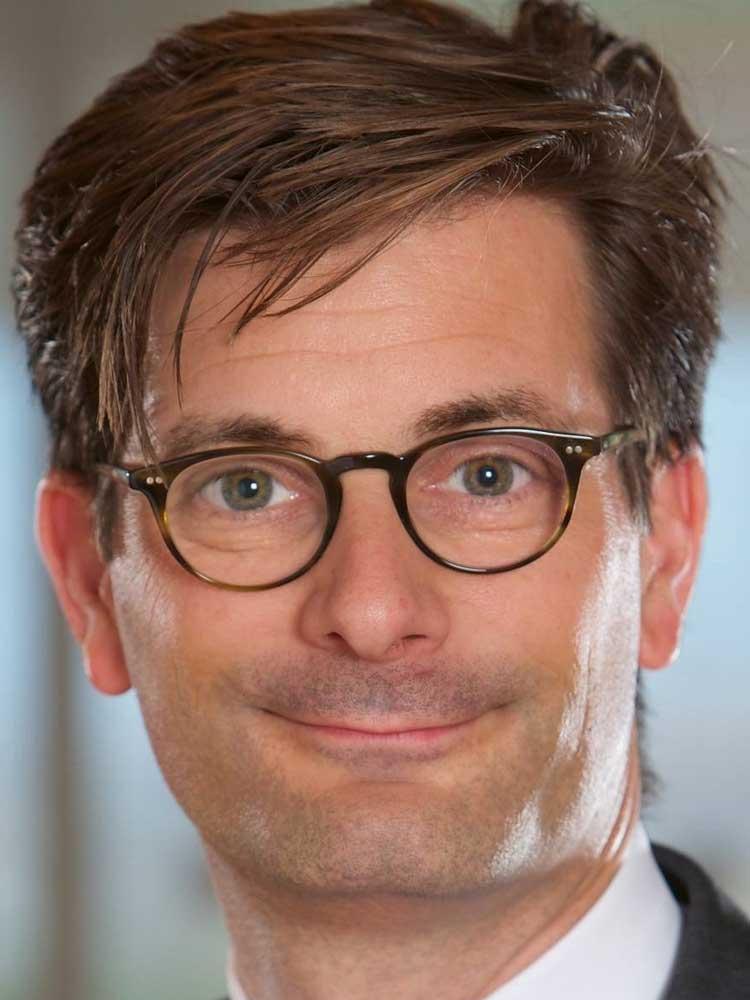 Philipp Lingnau, Vorstand, Morgan Stanley Bank AG