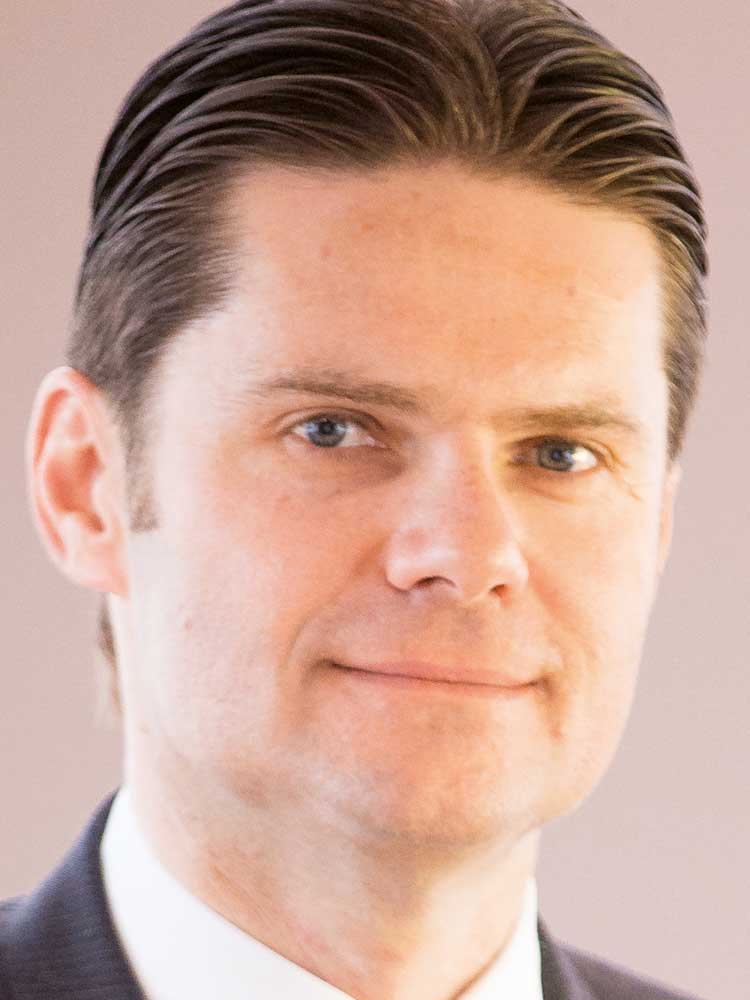 Robert Massing, Managing Partner, SOLUTIO AG