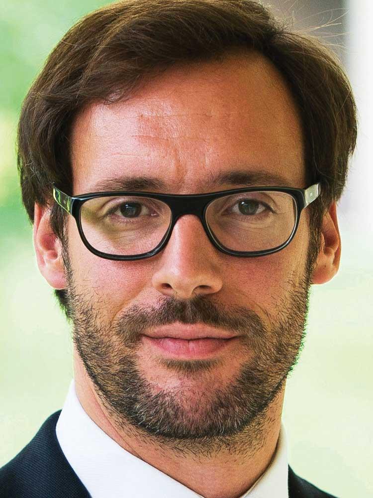 Mathias Neidert, Leiter Public Markets, bfinance