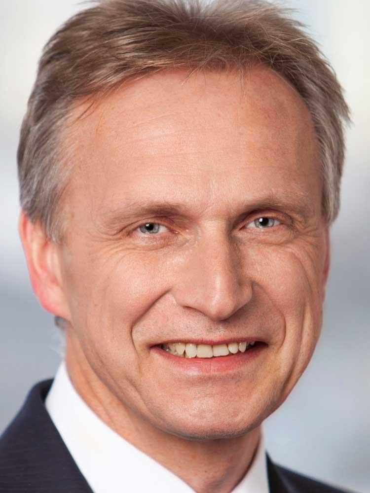 Achim Philippus, Mitglied der Geschäftsführung, Union Investment Institutional