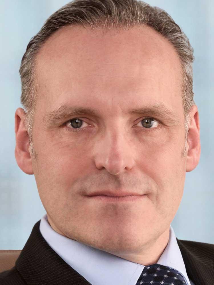 Dr. Armin Sandhövel, CIO Infrastructure Equity, Allianz Global Investors