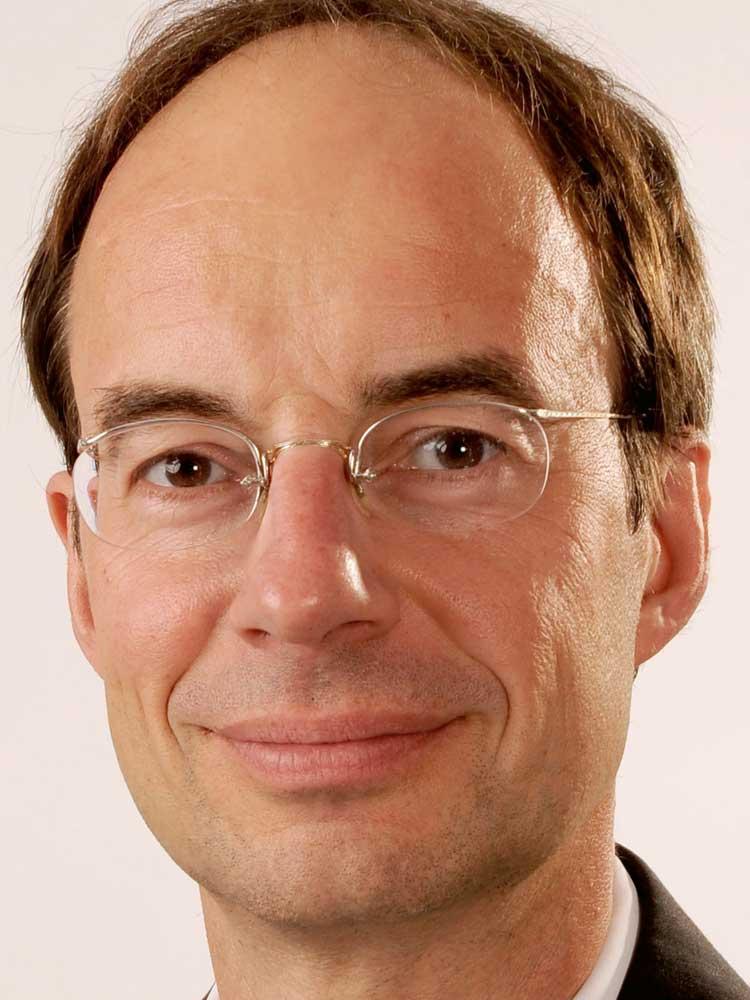 Dr. Theo Weber, Managing Director, BlackRock