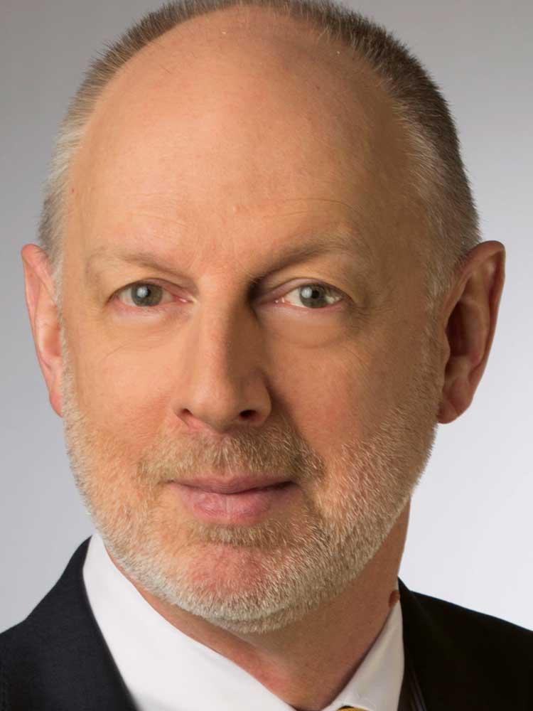 David Wilton, Managing Director, Morgan Stanley