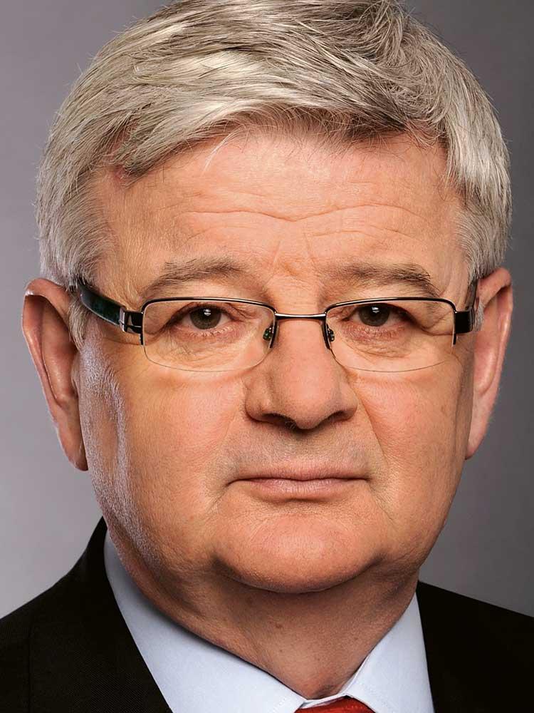 Joschka Fischer, ehemaliger Bundesaußenminister