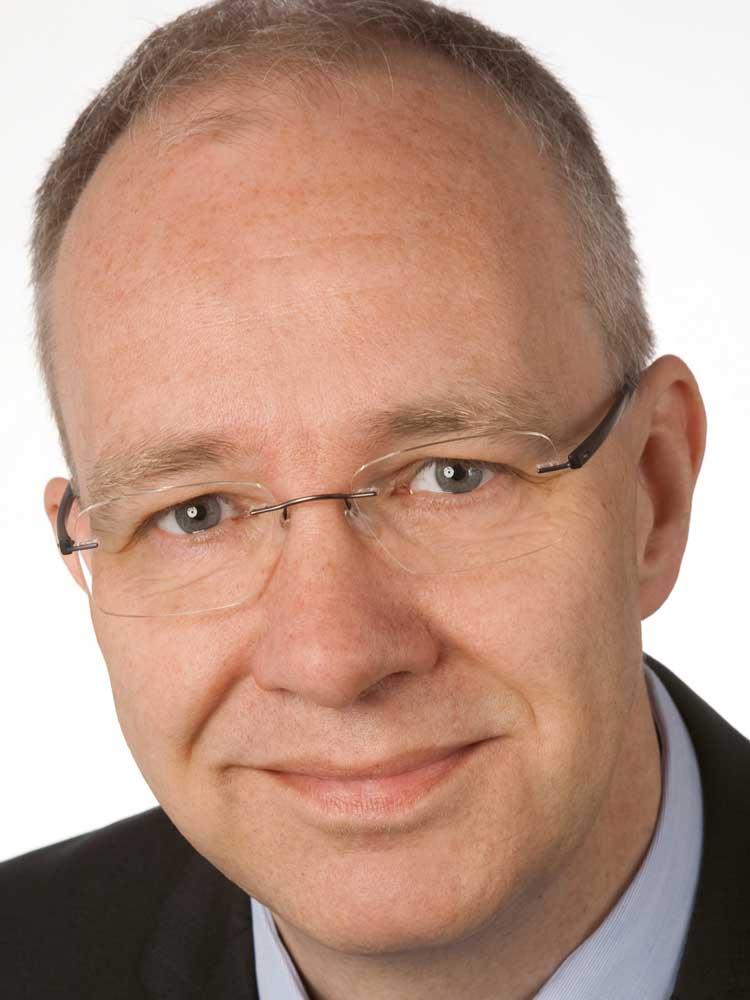 Klaus Bernshausen, Vorstand, Evangelische Ruhegehaltskasse Darmstadt