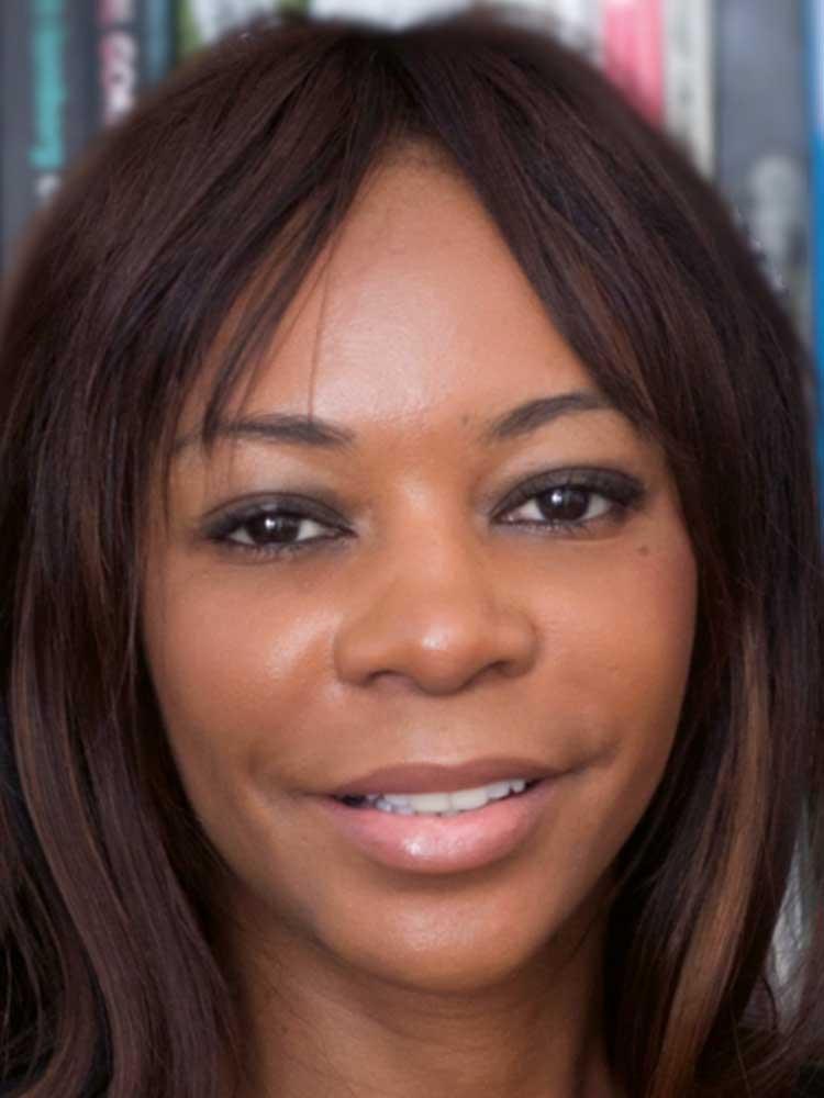 """Dr. Dambisa Moyo, Afrika-und Kapitalmarktexpertin, Autorin von """"Dead Aid"""""""