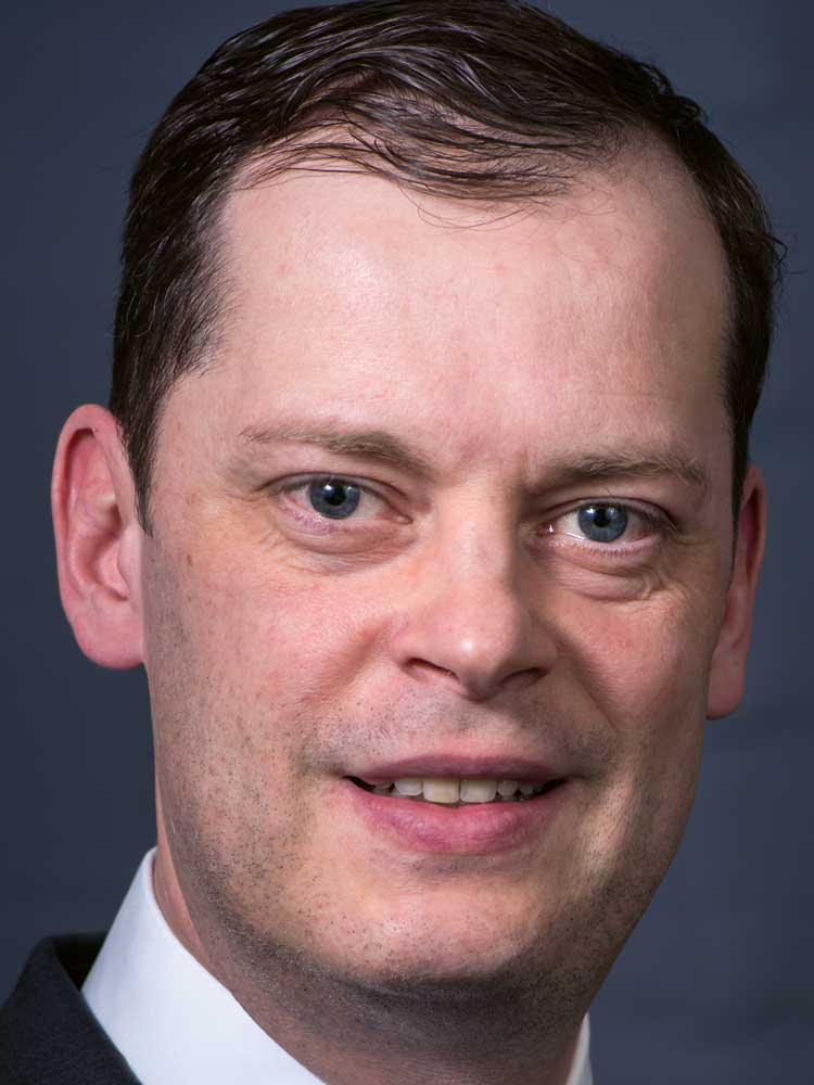 Patrick Suchy, Director Alternative Investments, HSBC